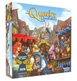 Ding & Dent Quacks of Quidlinberg
