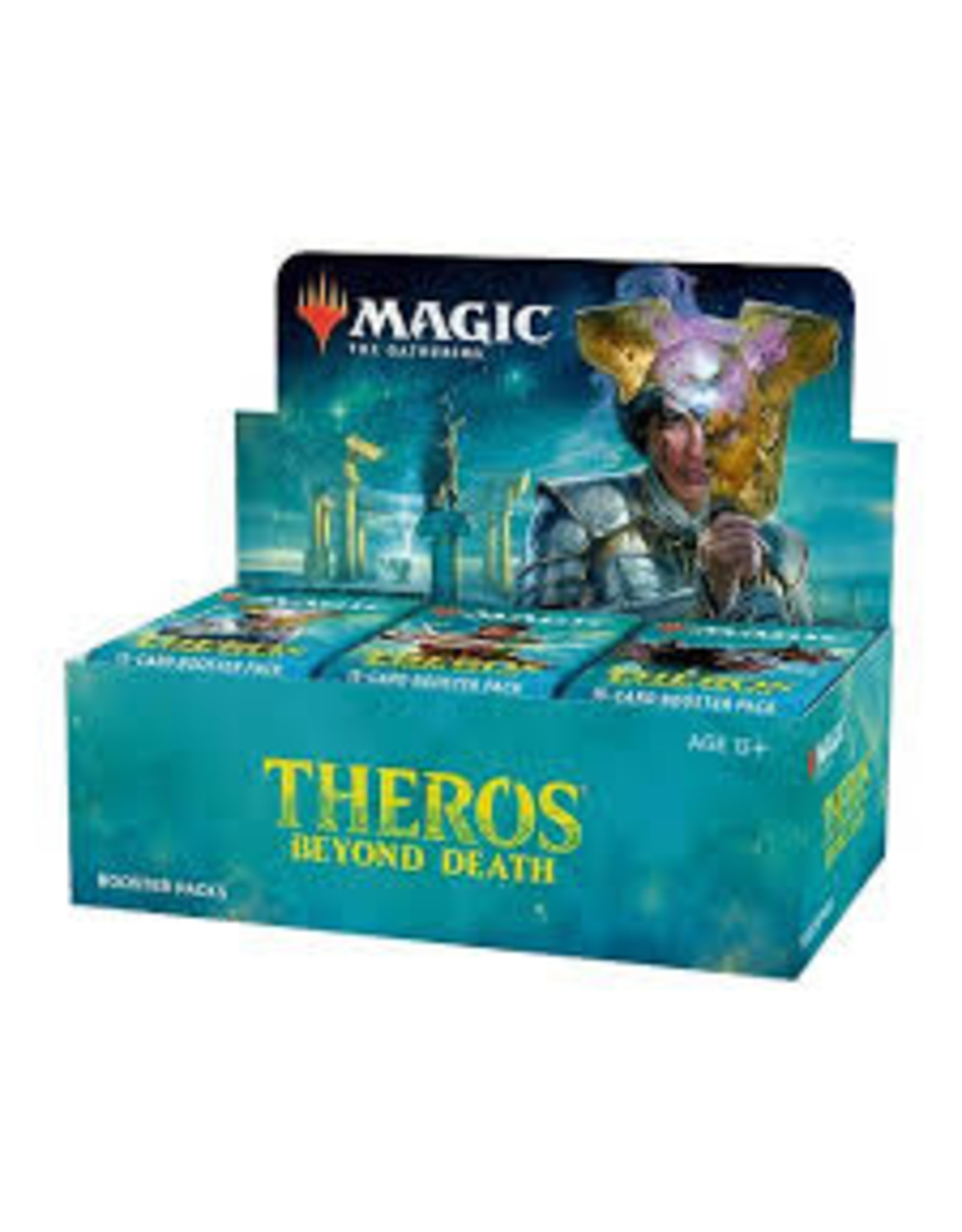 Magic MTG: Theros Beyond Death Draft Booster Box