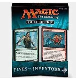 Magic MtG: Duel Decks: Elves vs Inventors