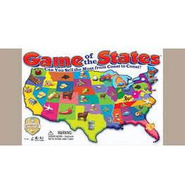 Winning Moves Games Game of the States