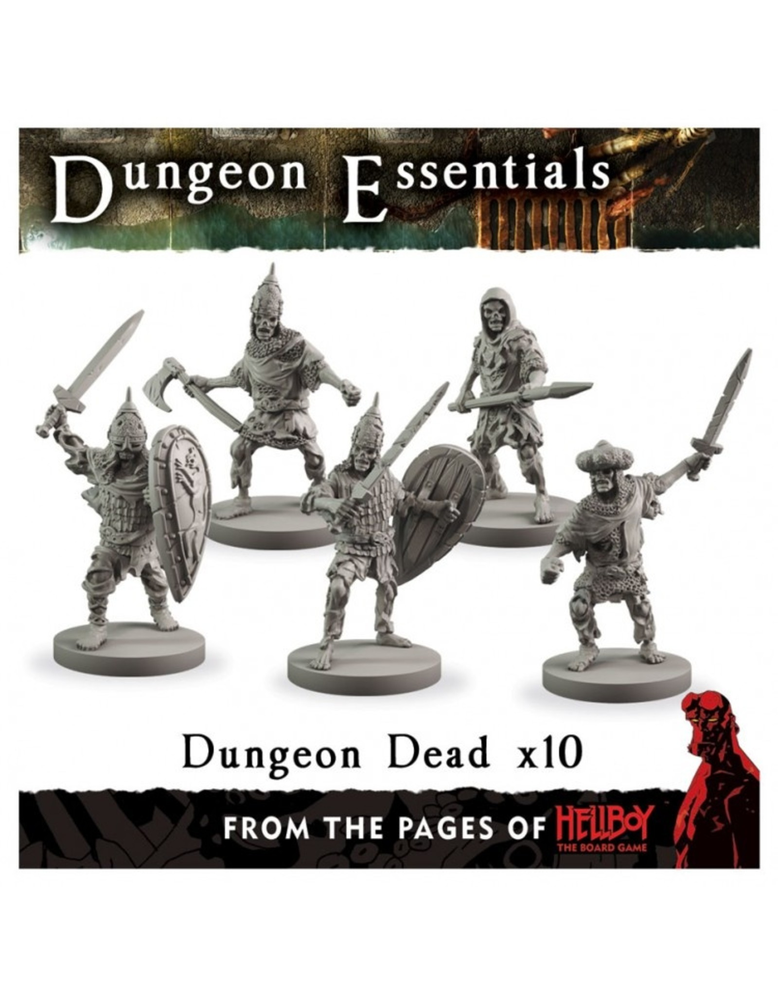 Mantic Games Terrain Crate: DE: Dungeon Dead