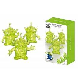 University Games 3D Puzzle: Disney: Toy Story Aliens