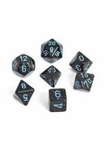 Chessex 7-Set Polyhedral Blue Stars