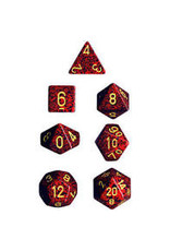 Chessex 7-Set Polyhedral Speckled - Mercury