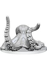 Wiz Kids Deep Cuts Unpainted Miniatures: W9 Giant Octopus