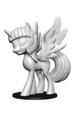 Wiz Kids My Little Pony Deep Cuts Unpainted Miniatures: Twilight Sparkle