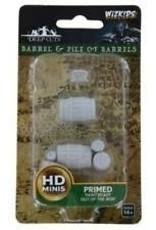 Wiz Kids WZK DC: Barrel & Pile of Barrels W5
