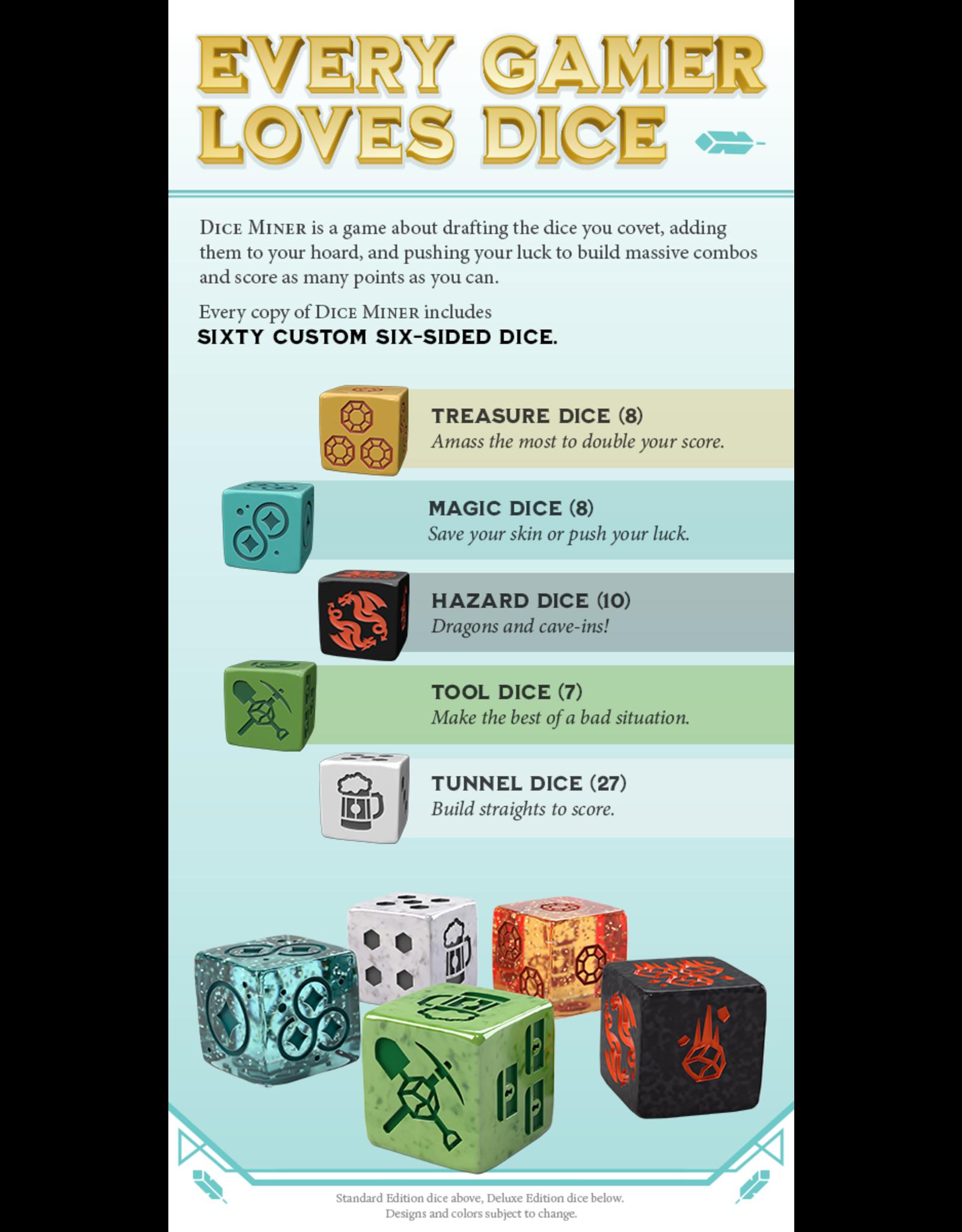 Atlas Games Dice Miner Standard Edition (Kickstarter) (Pre Order)