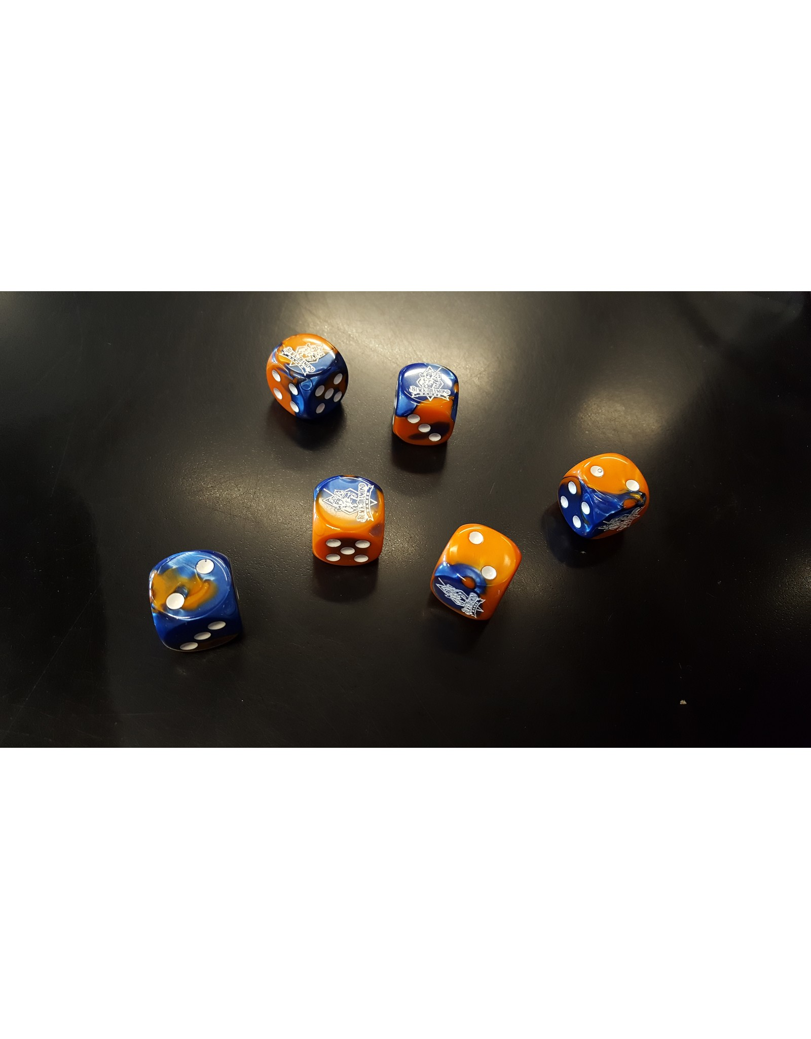 Dice Black Diamond Games Dice D6