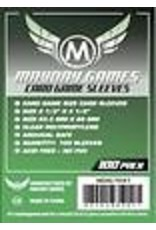 Mayday Games Card Game Sleeves (100) 63.5 x 88mm (Green)
