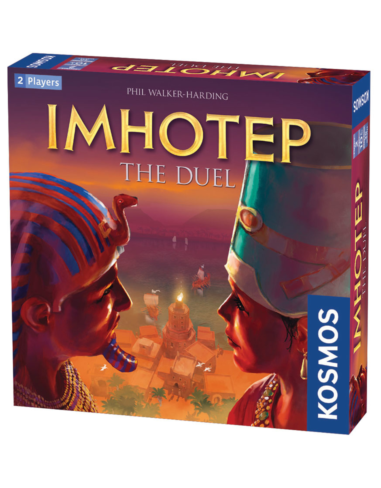 Thames & Kosmos Imhotep: The Duel