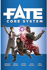 Role Playing Fate Core