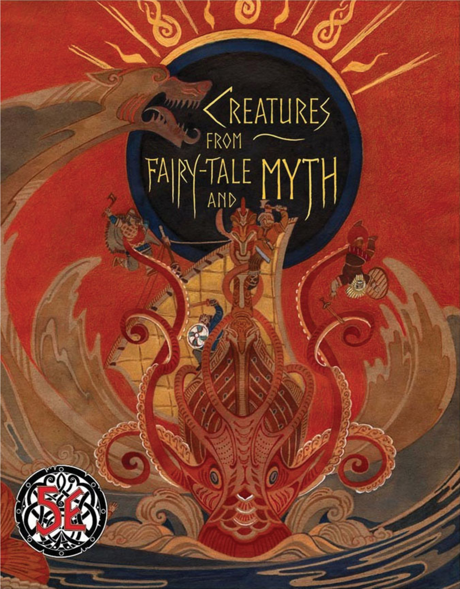 Role Playing 5E: Creatures from Fairy-Tales & Myth