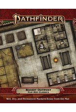 Paizo Publishing Flip-Mat: Bandit Outpost
