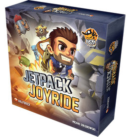 Lucky Duck Games Jetpack Joyride
