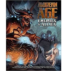 Role Playing Modern AGE: Enemies & Allies