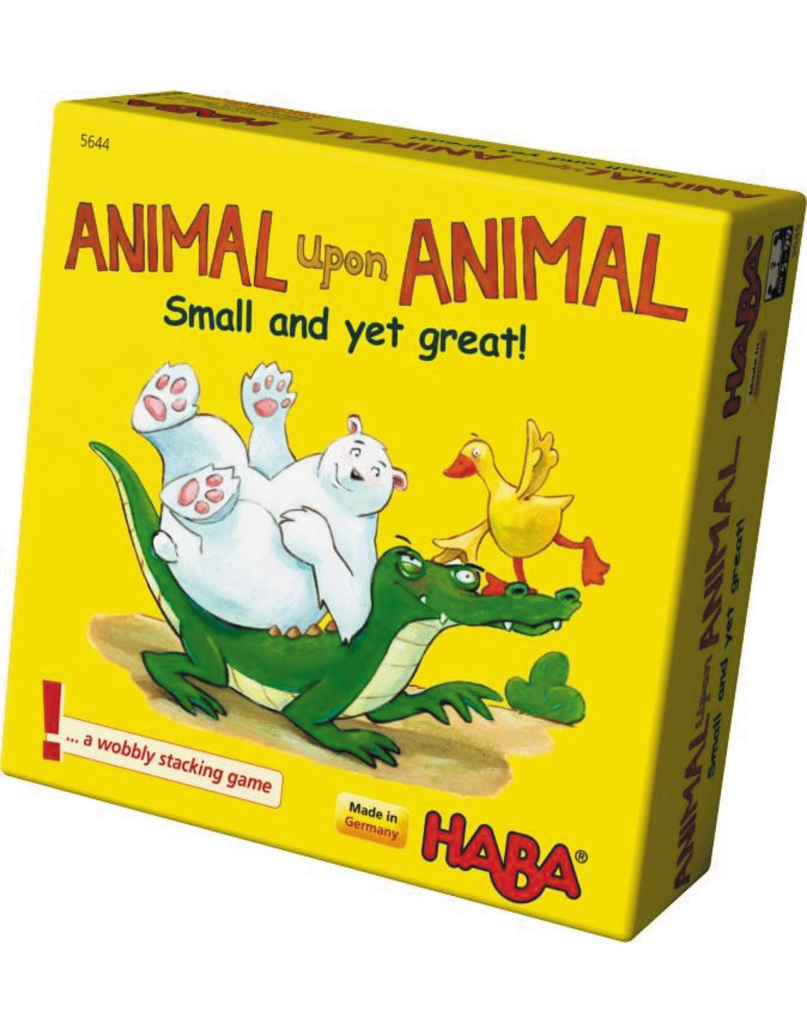 Haba Animal Upon Animal: Small, Yet Great!