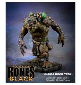 Reaper Bones Black: Rock Troll