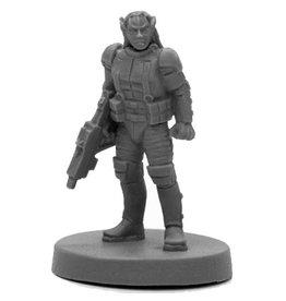 Reaper Bones Black: Malvernis Soldier