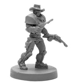 Reaper Bones Black: John Bishop, Space Cowboy