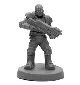 Reaper Bones Black: Rach Soldier