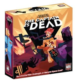 Alderac Entertainment Group The Captain Is Dead