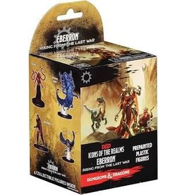 Wiz Kids D&D Fantasy Miniatures: Icons of the Realms: Eberron: Rising from the Last War
