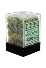 Chessex D6Cube12mm MLB Gngn (36)