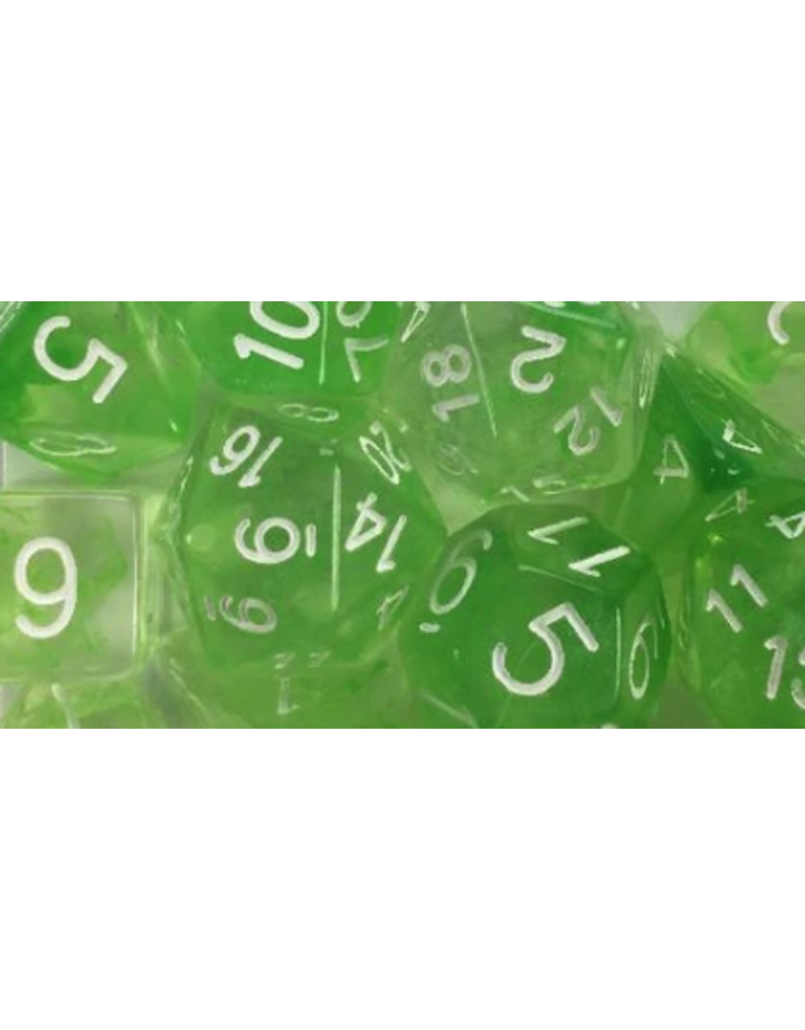 Dice 7Set Diffusion Slime GRwh