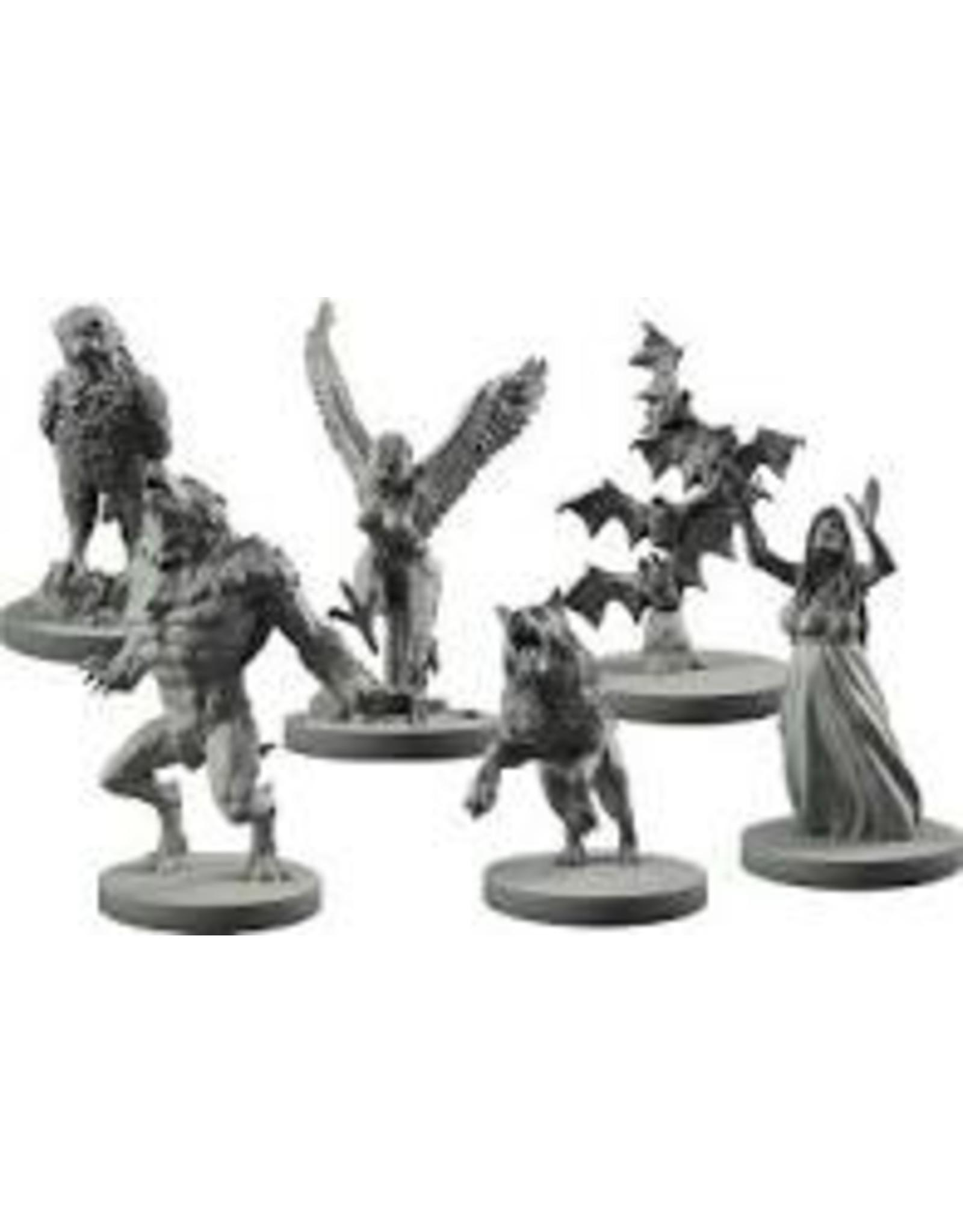 Mantic Games Terrain Crate: DE: Dungeon Creatures