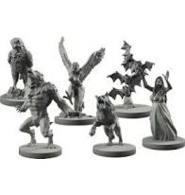 Mantic Games Terrain Crate: DE: Dungeon Creatures