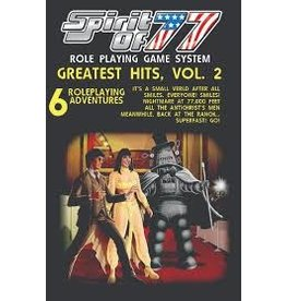 Spirit of 77: Greatest Hits Vol. 2