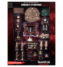 Wiz Kids D&D ICR Set 11 Waterdeep Dungeon of the Mad Mage Halaster's Lab