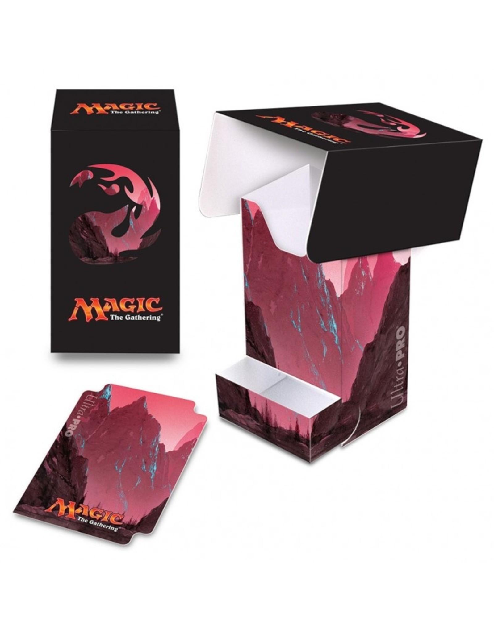 Ultra Pro Deck Box: MtG: Mana 5: Mountain