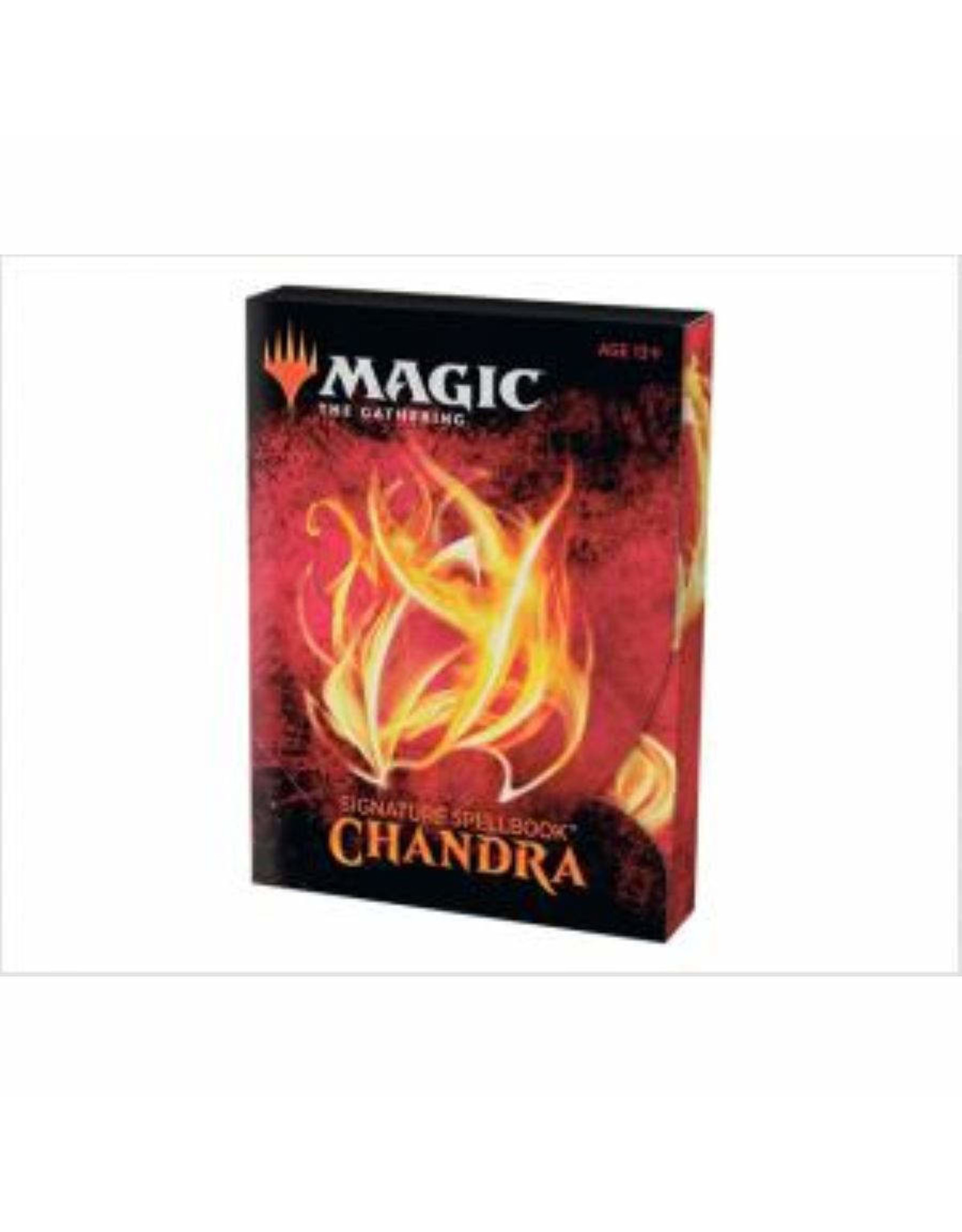 Magic Magic the Gathering: Signature Spellbook Chandra