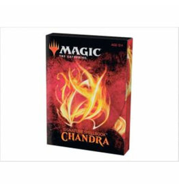 Magic Magic the Gathering: Signature Spellbook Chandra