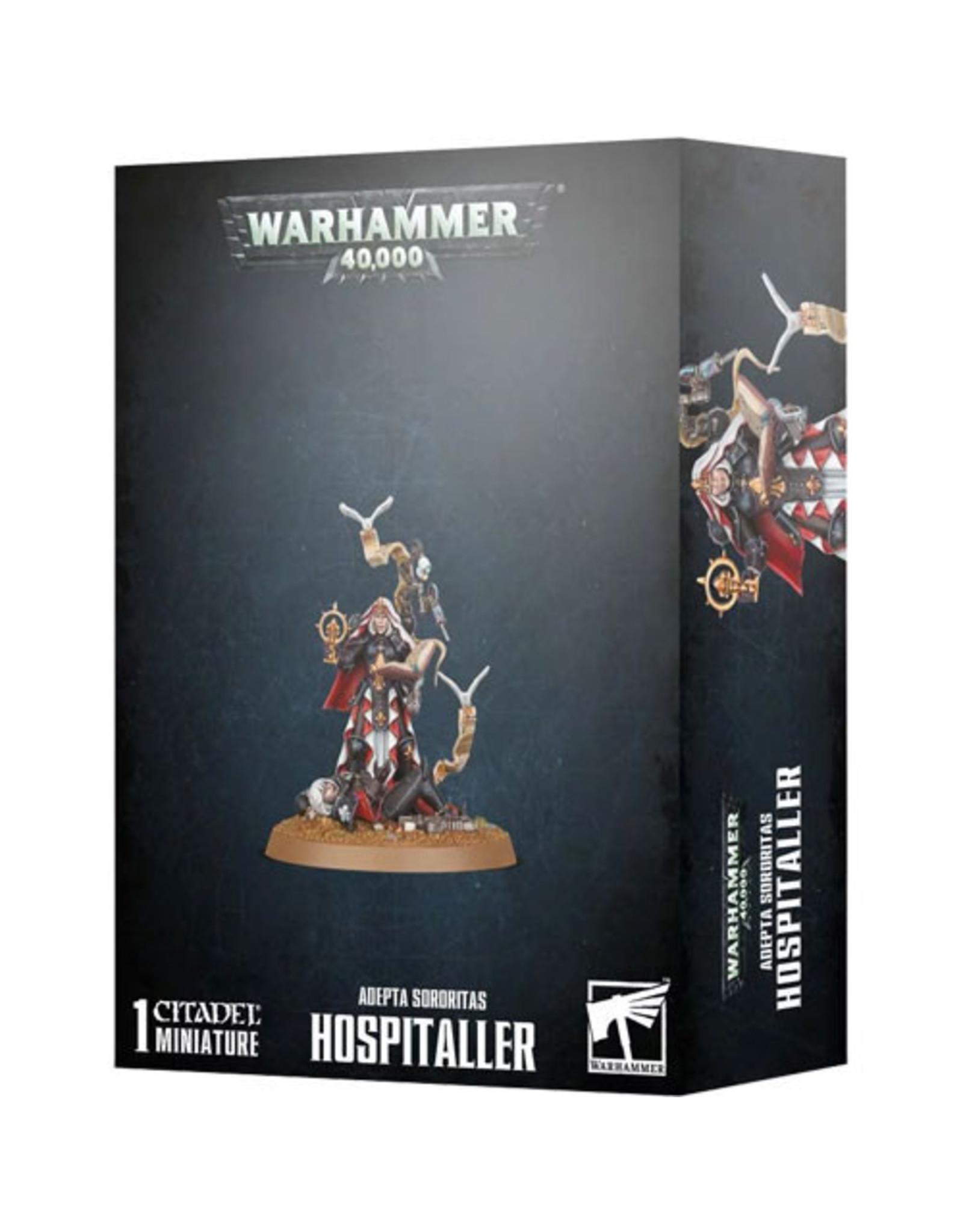 Warhammer 40K Adepta Sororitas Hospitaller