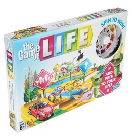 Hasbro Game of Life - Classic