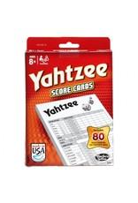 Hasbro Yahtzee Scorepad