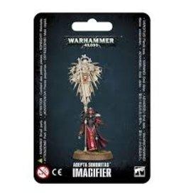 Warhammer 40K Adepta Sororitas Imagifier