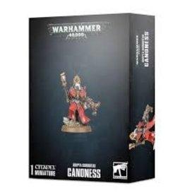 Warhammer 40K Adepta Sororitas Canoness