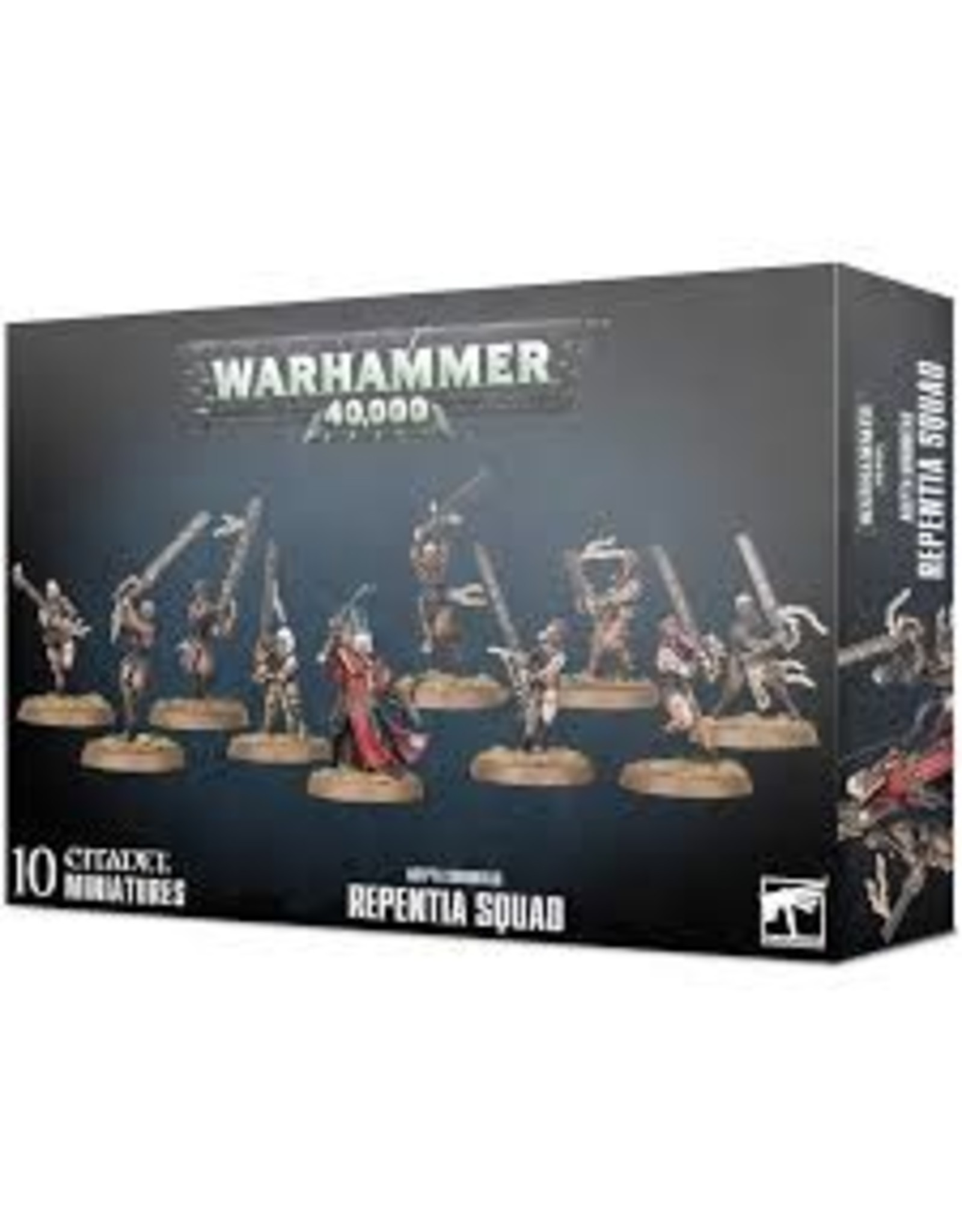 Warhammer 40K Adepta Sororitas Repentia Squad