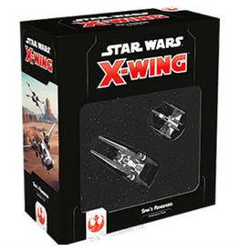Atomic Mass Games Star Wars X-Wing: Saw's Renegades