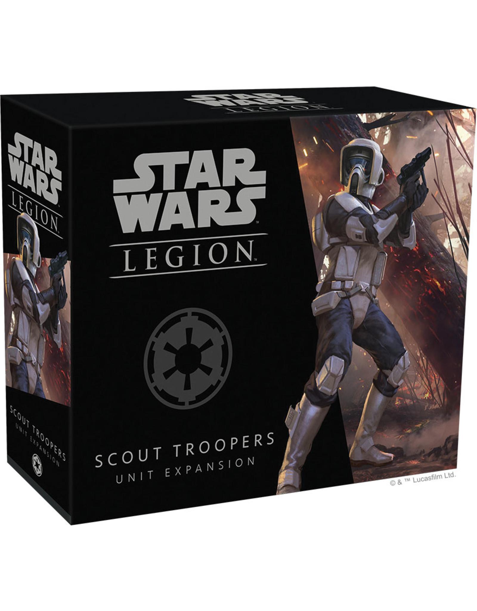 Star Wars: Legion - Scout Troopers