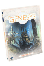 Role Playing Genesys RPG: Expanded Player`s Guide