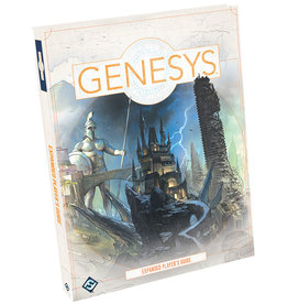 Role Playing Genesys RPG: Expanded Player`s Guide Hardcover
