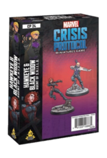 Asmodee Marvel: Crisis Protocol - Hawkeye and Black Widow Character Pack