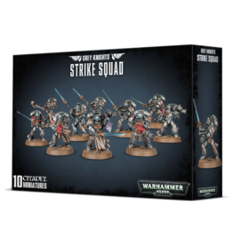 Warhammer 40K Grey Knights Strike Squad