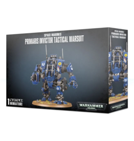 Warhammer 40K Space Marine Primaris Invictor Tactical Warsuit