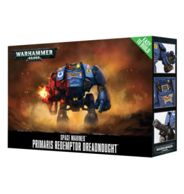 Warhammer 40K Easy to Build Primaris Redemptor Dreadnought